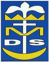 Znalezione obrazy dla zapytania Dziewczęca Służba Maryjna logo